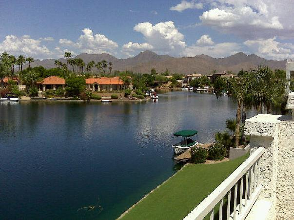 Scottsdale Waterfront - Lakefront properties